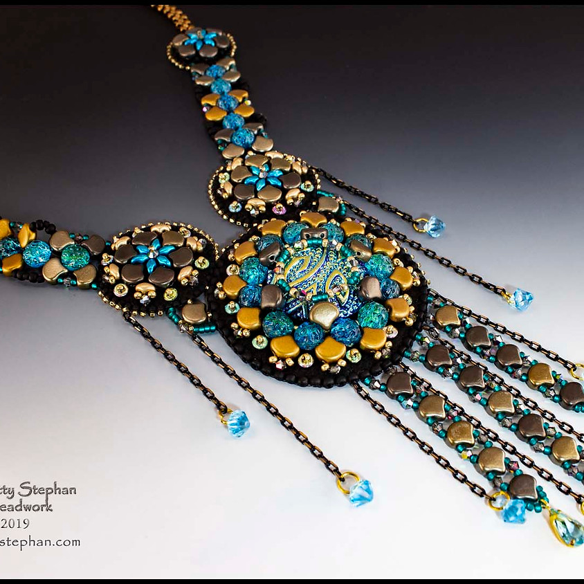 Betty Stephan - Cascade Necklace 10/18