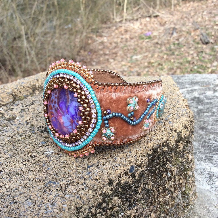 Holly Bean - Edelweiss Cuff