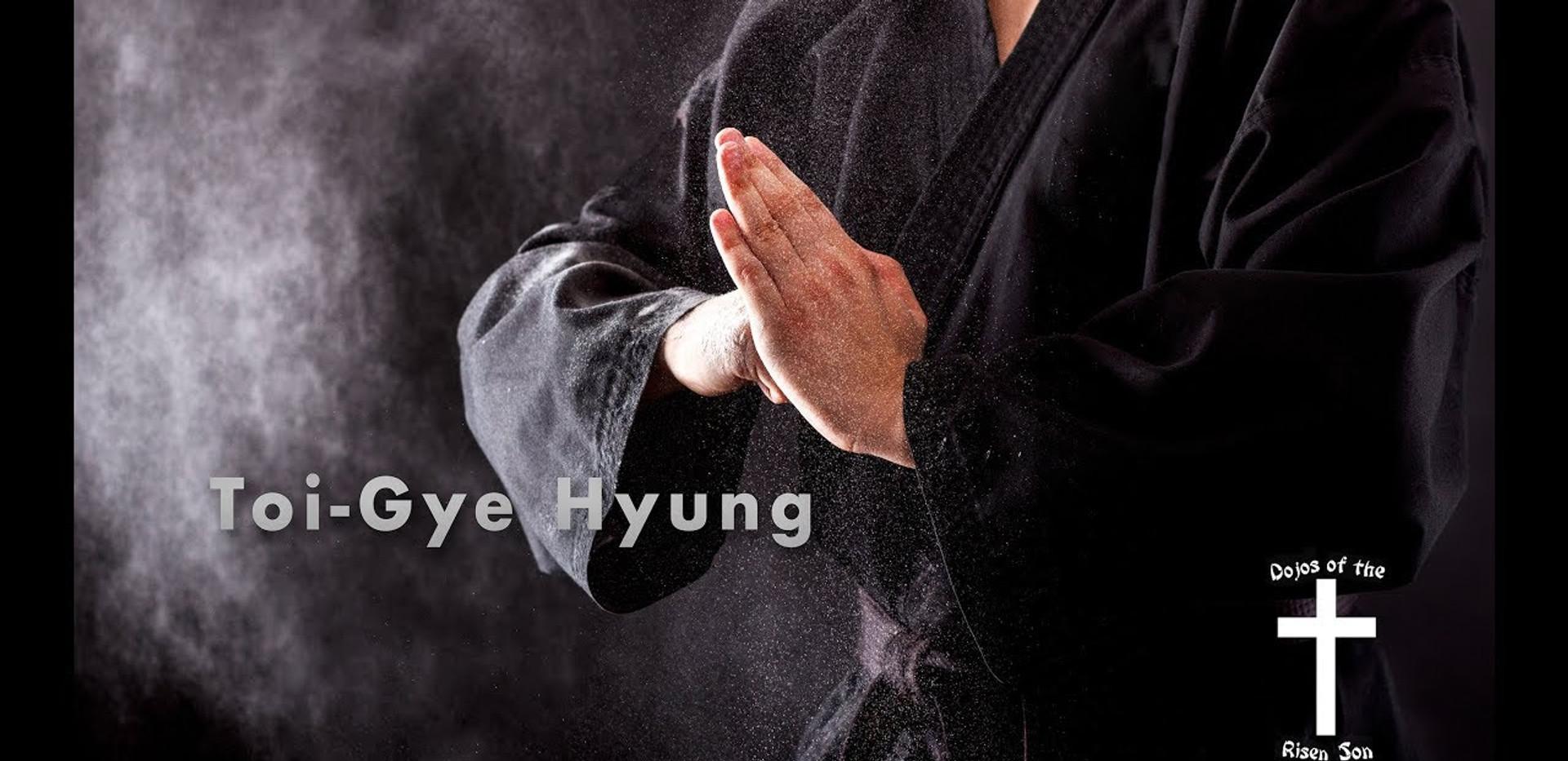 Toi-Gye Hyung
