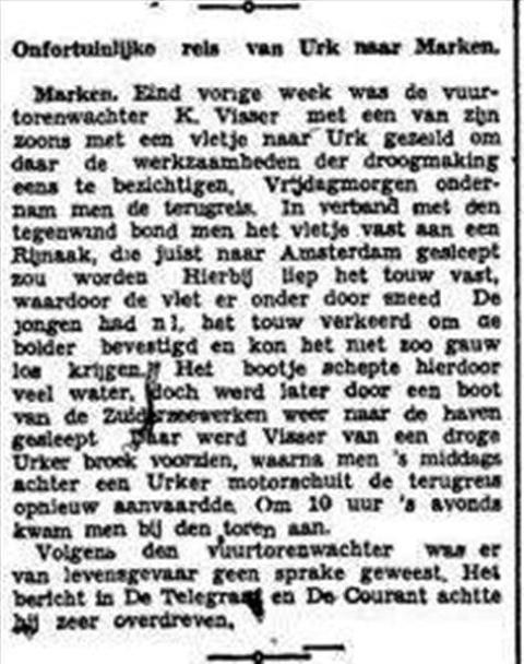 25_8_1937_Torenwachter_naar_Urk