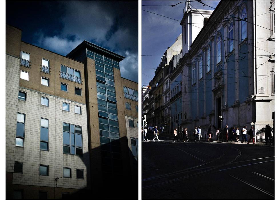 immeubles, Building, London / Lisboa