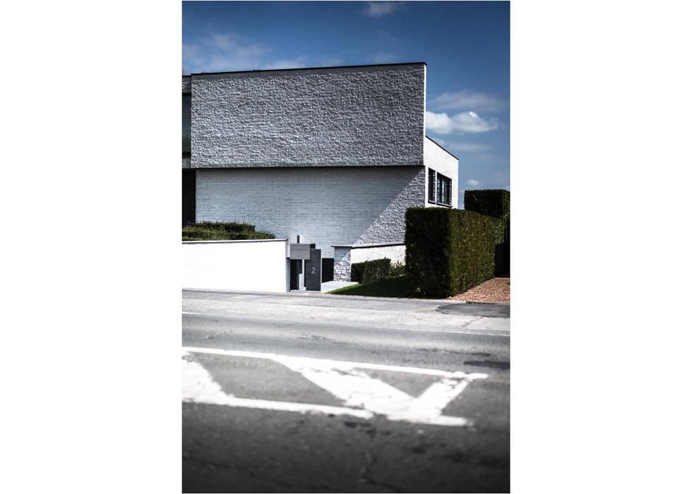 maison, habitation, home, on the road, belgium.