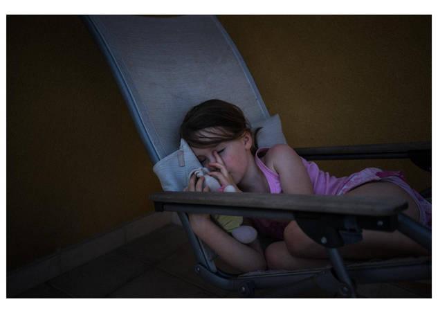 """""""la fille qui dort"""", Pyrénées"""