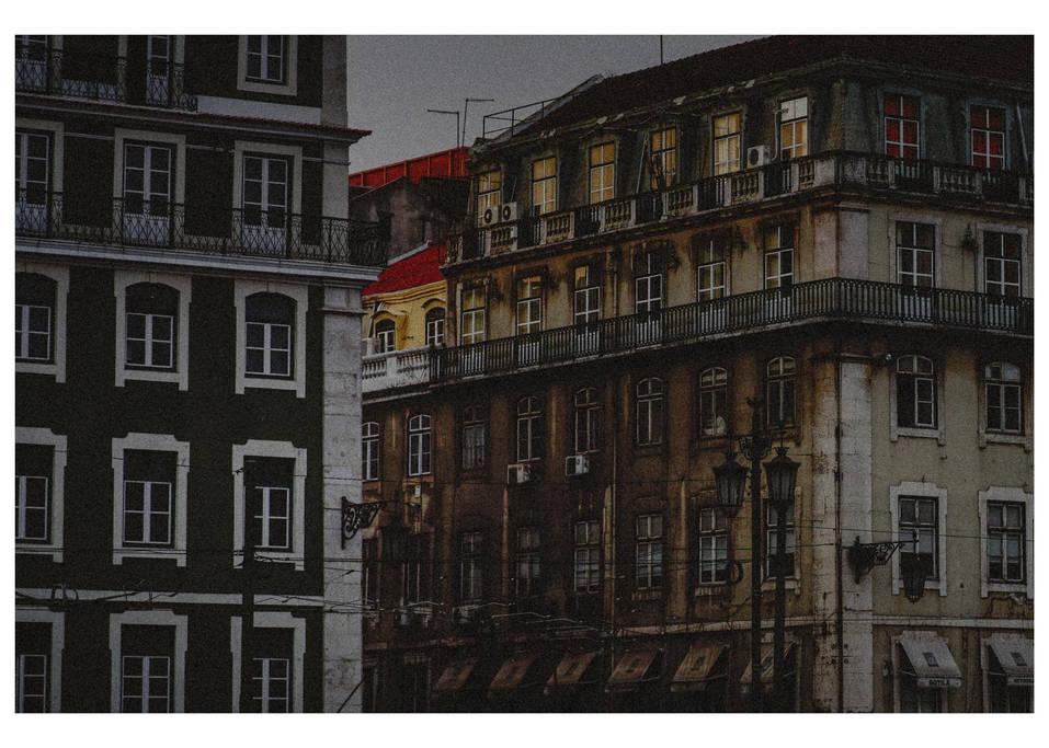 Lisboa, Lisbonne, Portugal. Photographies de Aloys Main