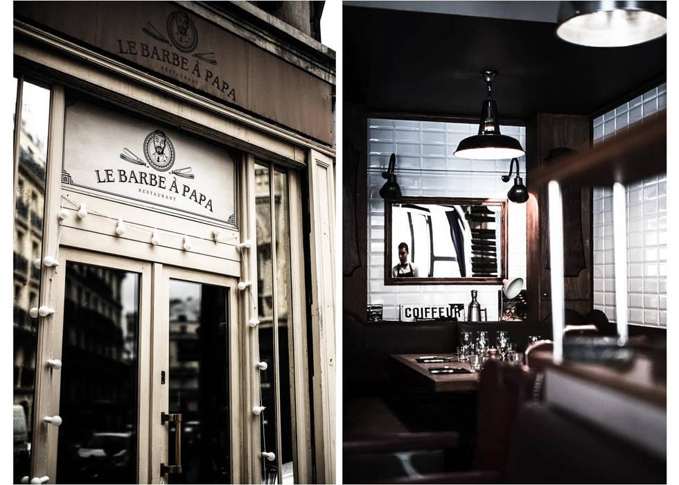 "Bar - Restaurant ""Le Barbe à Papa"""