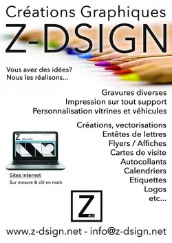 Flyers Z-DSIGN