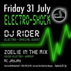 Soirée Electro Shock