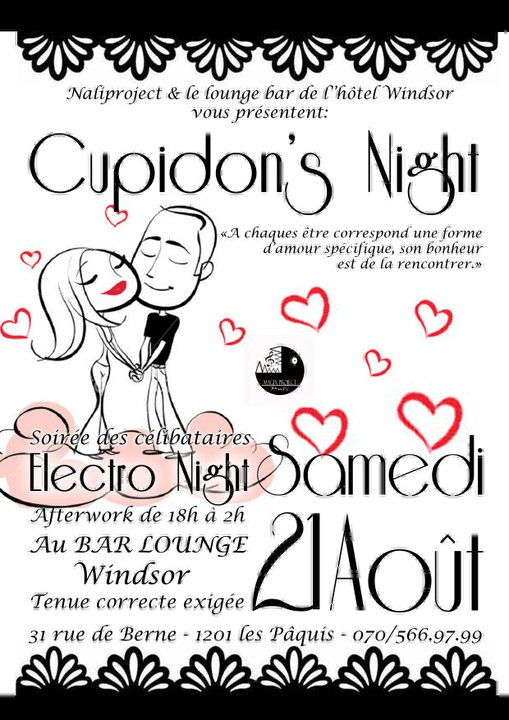 Cupidon's night