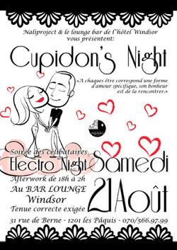 Cupidon's night