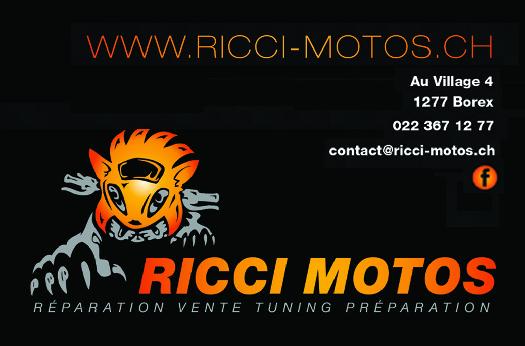 CV-Ricci-Moto