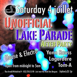 Lake Parade After Party