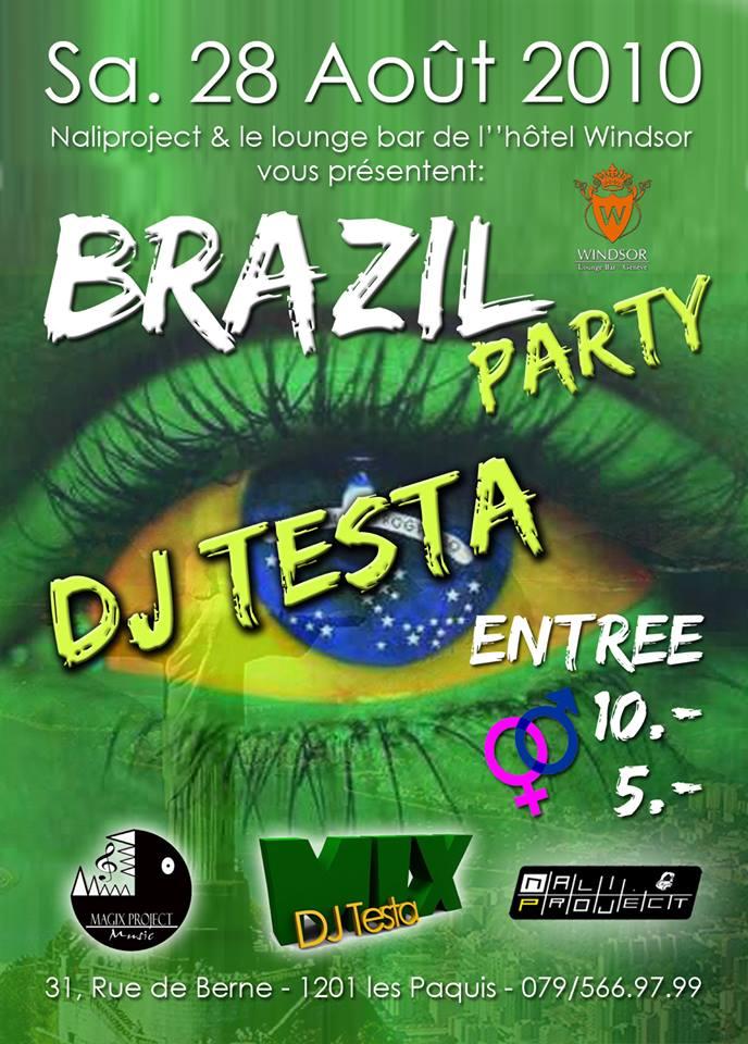 Fiesta Brazil