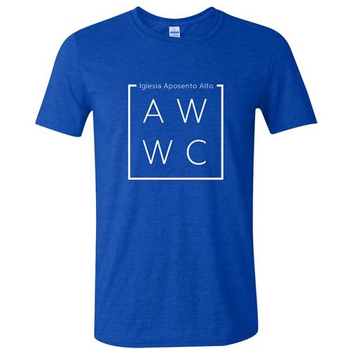 AAWC Block T-Shirt