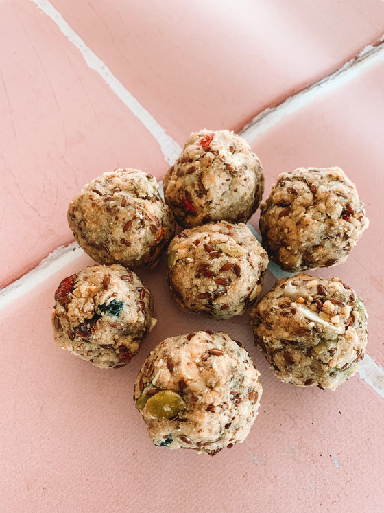 "The ""World's Best Protein Balls"" Recipe."