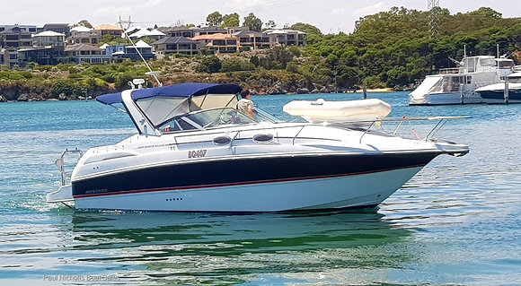 UNDER OFFER - MUSTANG 3200 SPORTSCRUISER