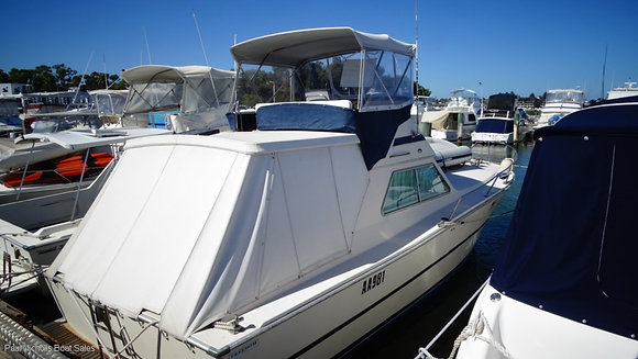 RANDELL 32 FLYBRIDGE CRUISER