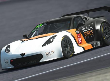 """Lucas Dittrich vence a 1ª da """"Batalha das Nações"""" pela VAR GT3 Series."""