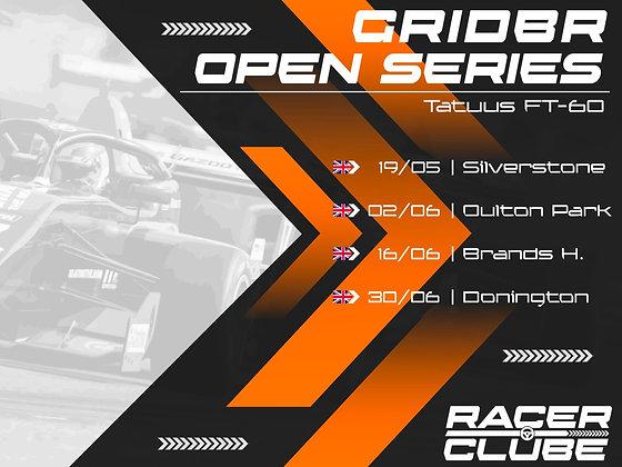 Inscrição GridBR Open Series