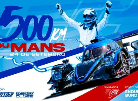 """Evento Especial: """"500km Du Mans"""" no Endurance Clube"""