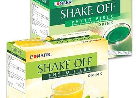 Edmark shake off pandan and lemon