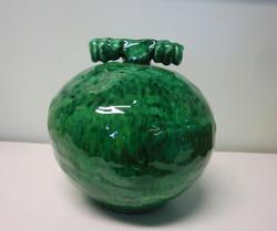 Emerald Green Urn