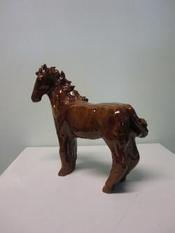 Cinnamon Horse    $250.00