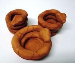 Copperhead Snake Pots