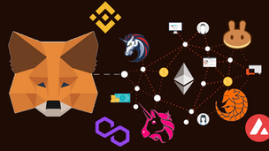 Comment utiliser Metamask pour ce connecter aux Dapps de la Binance Smart Chain, Ethereum, Avalanche