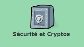 🔐Sécurité avec les Crypto-monnaies [La Base]🔐
