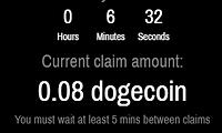 Moonbitcoin meilleurs faucets Dogecoin DOGE coinpot