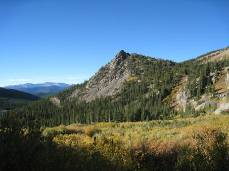 A View of Fox Mountain