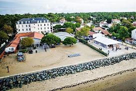 hotel de la plage ( ronce les bains 17 )