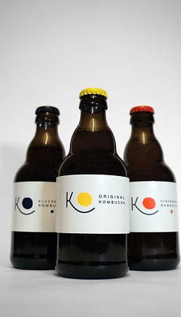 Kombucha made in Ireland