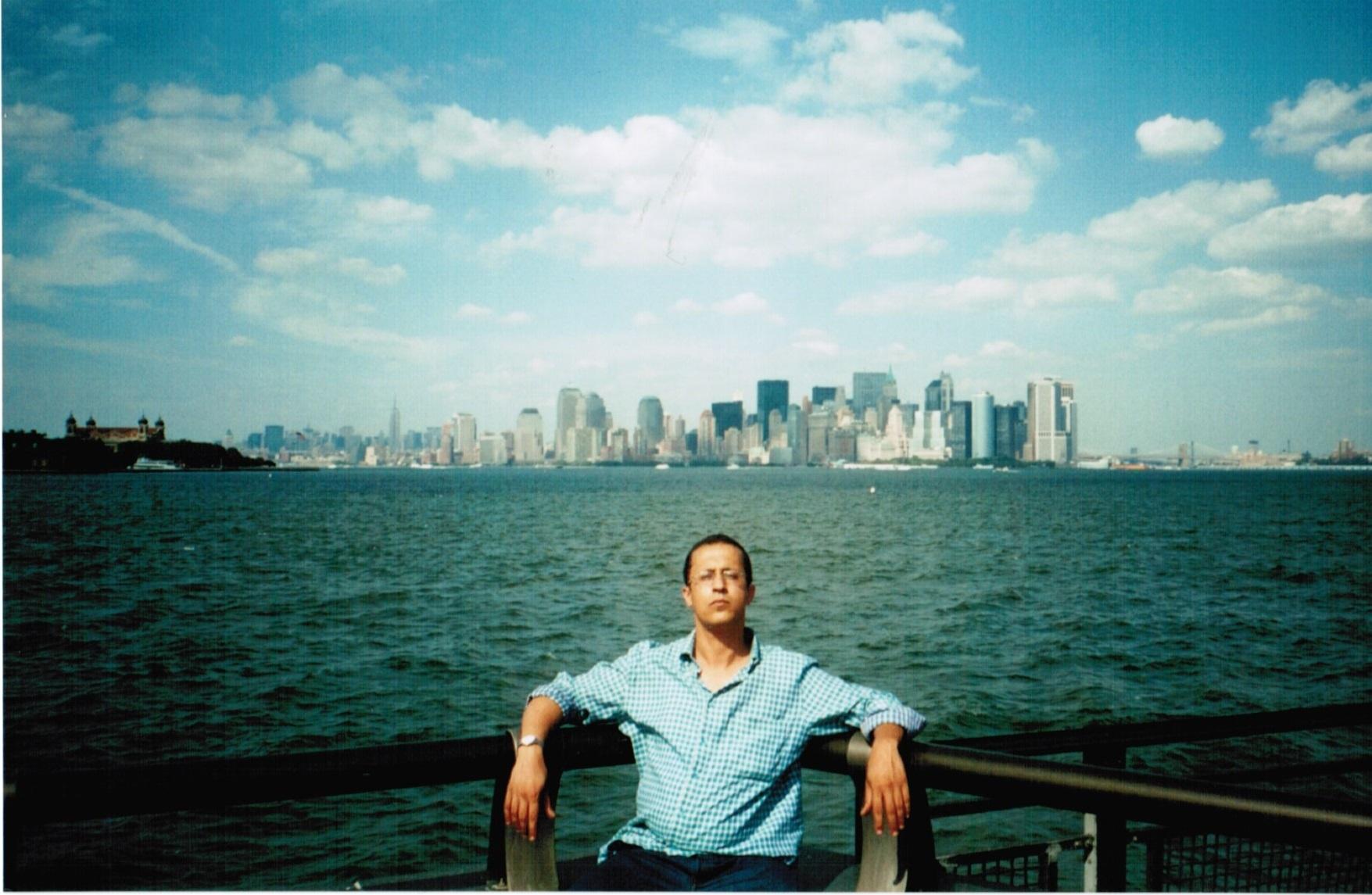 Dejando atrás Manhattan