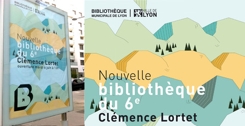Bibliothèque Clémence Lortet