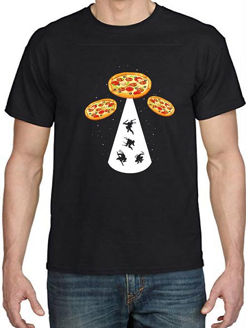 Polera Pizza UFO