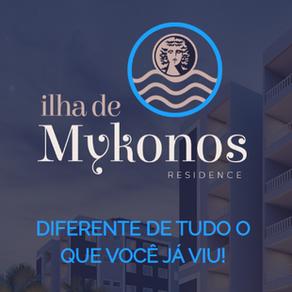 Ilha de Mykonos Residence – A solução para quem quer o apartamento próprio em Birigui