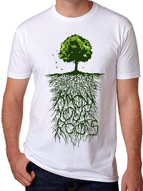 Polera Know Your Roots