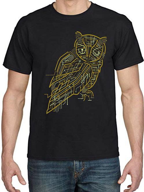 Polera Electrical Owl
