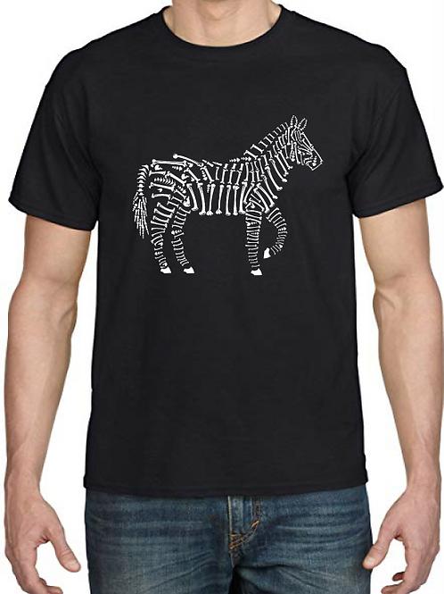 Polera Zebra Bones