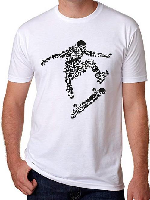Polera Skater