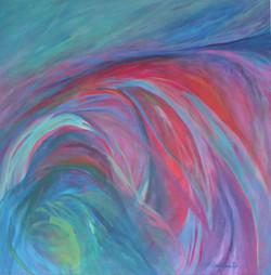 Bold Park Burning - acrylic on canvas 102x 102cm.JPG