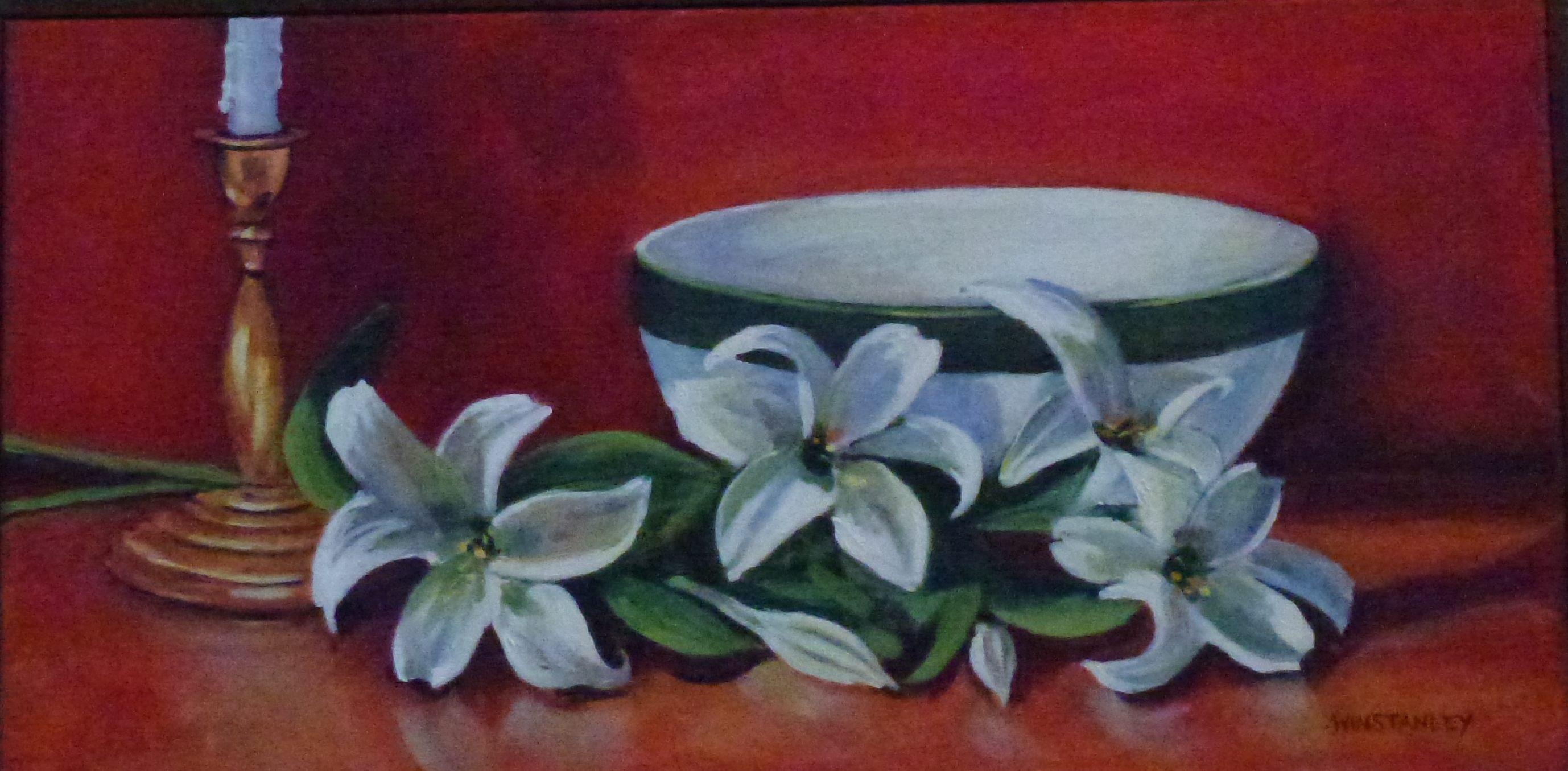 Lillies, 620x320. sold.jpg