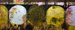 'INFINITY LYRICS' 160 x 70 cm