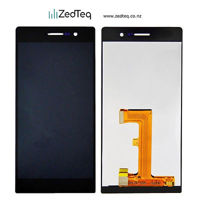 Huawei P7 Display LCD assembly Black