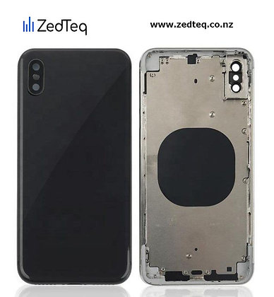 iPhone XS Max Back housing with back glass