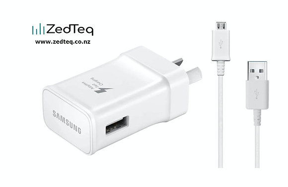 Samsung Galaxy Fast Charger + Micro USB