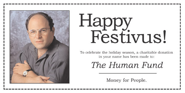 Happy Festivus from Homebrew Studio | NJ recording studio
