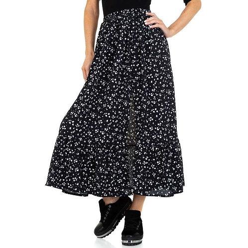 Nynne - Nederdel med print