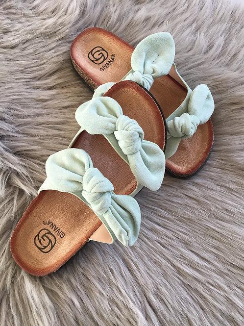 Sally - Sandaler med sløjfer